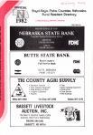 Title Page, Boyd, Keya Paha Counties 1982